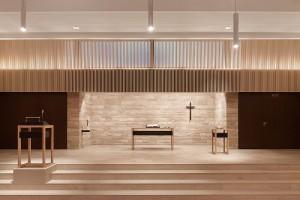 neugestaltung kapelle und kirche der luther melanchthon gemeinde